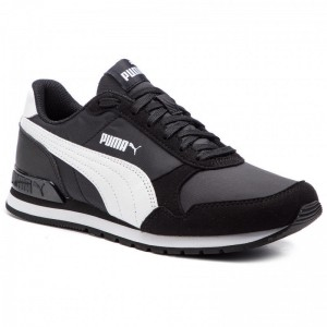 Black Friday 2020 | Puma Sneakers St Runner V2 Nl Jr 365293 01 Black/Puma Black