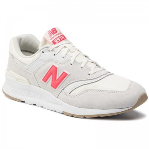 New Balance Sneakers CM997HCL Blanc