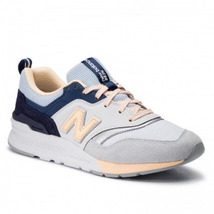New Balance Sneakers CW997HBB Gris Multicolore