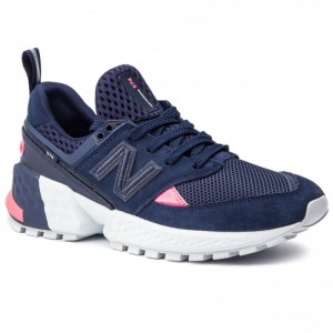 New Balance Sneakers MS574BRC Bleu marine