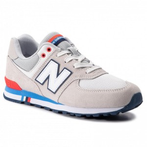 New Balance Sneakers GC574NCR Beige Multicolore