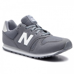 New Balance Sneakers YC373GM Gris