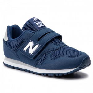 New Balance Sneakers YV373MT Bleu marine