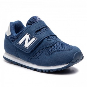 New Balance Sneakers IV373MT Bleu marine