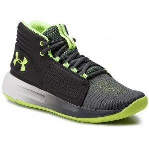 Under Armour Chaussures Ua Bgs Torch Mid 3020428-103 Gry