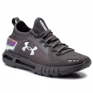 Black Friday 2020 | Under Armour Chaussures Ua W Hovr Phantom Se Md 3022276 100 Gry