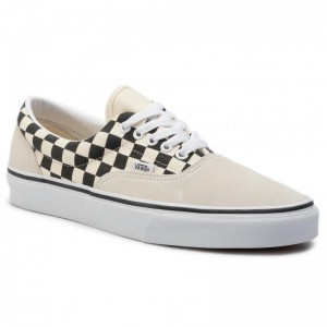 Black Friday 2020 | Vans Tennis Era VN0A38FRTEN1M (Primary Check) Mshmlw/Blk