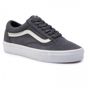 Vans Sneakers Old Skool VN0A38G1VKE1 (Soft Euede) Ebony/True White