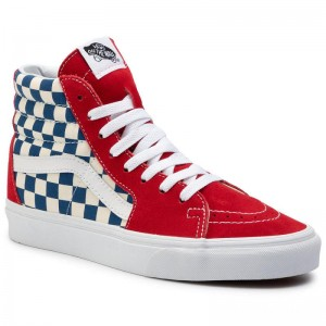 Black Friday 2020 | Vans Sneakers Sk8-Hi VN0A38GEU8H1 (Bmx Checkerboard) True B
