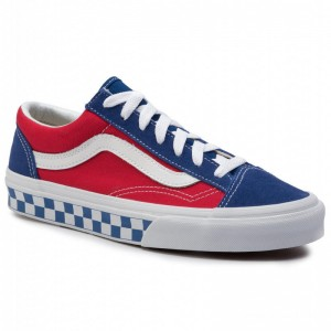 Black Friday 2020 | Vans Tennis Style 36 VN0A3DZ3U8H (Bmx Checkerboard) True B