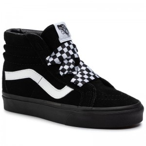 Black Friday 2020 | Vans Tennis Sk8-Hi Alt Lace VN0A3TKLVL51M Black/Black