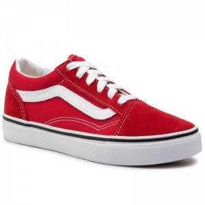 Black Friday 2020 | Vans Tennis Old Skool VN0A4BUUJV61 Racing Race/True White