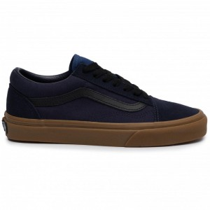 Black Friday 2020 | Vans Tennis Old Skool VN0A4BV5V4R1 (Gum) Night Sky/True Navy