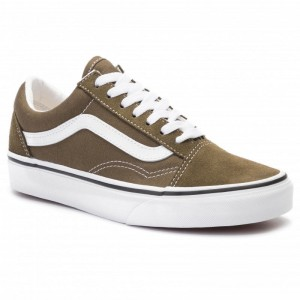Black Friday 2020 | Vans Tennis Old Skool VN0A4BV5V7D1 Beech/True White