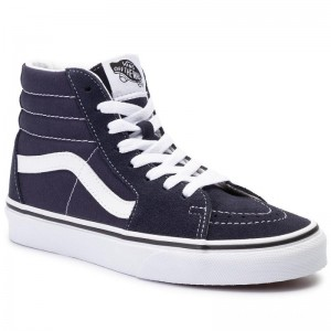 Black Friday 2020 | Vans Tennis Sk8-Hi VN0A4BV6V7E1 Night Sky/True White