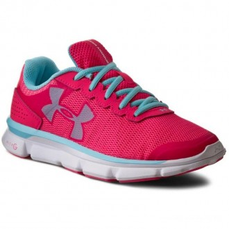 Under Armour Chaussures Ua W Micro G Speed Swift 1266243-963 Hyr/Wht/Skb