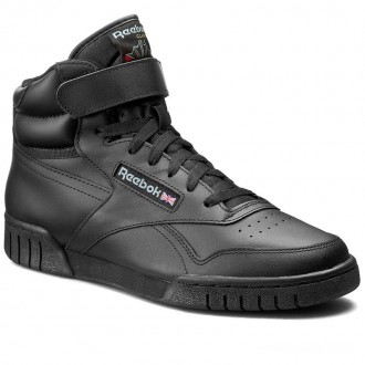 Reebok Chaussures Ex-O-Fit Hi 3478 Black Int