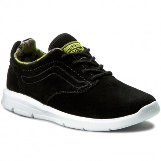 Black Friday 2020 | Vans Sneakers Iso 1.5 VN0A2XRMAT4 (Camo) Black/White