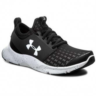 Under Armour Chaussures Ua W Drift Rn 1274073-003 Blk/Wht/Wht
