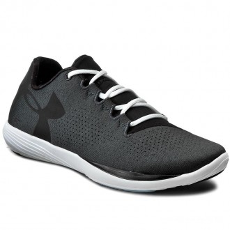 Under Armour Chaussures Ua W Street Precisionlo Rlxd 1285419-001 Blk/Wht/Blk