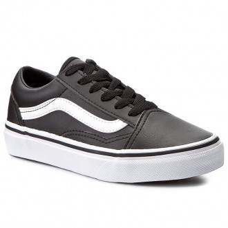 [Vente] Vans Chaussures basses Old Skool Classic VN0A38HBNQR (Classic Tumble) Blk/Trwht