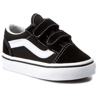 Vans Chaussures basses Old Skool V VN000D3YBLK Black