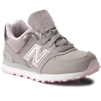 [Vente] New Balance Sneakers KL574F1P Gris