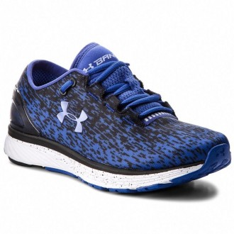 Under Armour Chaussures Ua W Charged Bandit 3 Ombre 3020120-500 Blu