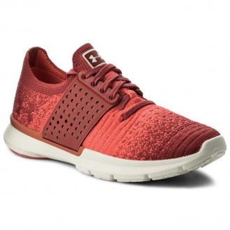 Under Armour Chaussures Ua W Speedform Slingwrap Fade 1298673-601 Red