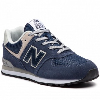 New Balance Sneakers GC574GV Bleu marine