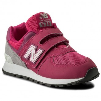 [Vente] New Balance Sneakers YV574D6 Rose