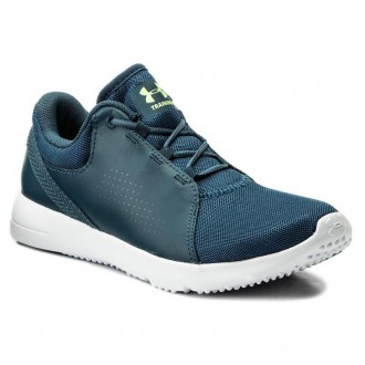 Under Armour Chaussures Ua W Squad 1296212-918 Tui/Wht/Qle