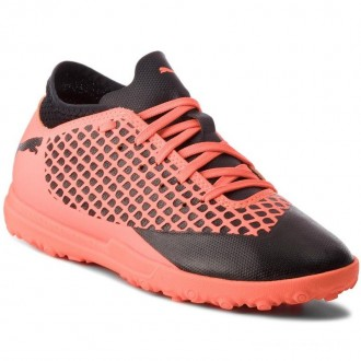 Puma Chaussures Future 2.4 Tt Jr 104845 02 Black/Orange