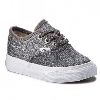 Vans Tennis Authentic VN0A38E7U3T (Lurex Glitter) Black/Tru