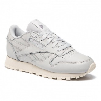 Reebok Chaussures Cl Lthr DV3763 Skull Grey/Pure Silver/Pa