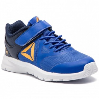 Black Friday 2020 | Reebok Chaussures Rush Runner Alt DV4435 Cobalt/Navy/Gold