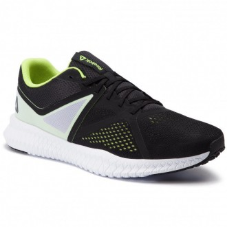 Reebok Chaussures Flexagon Fit CN6357 Black/White/Lime/Grey