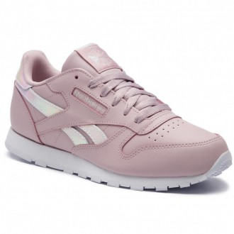 Black Friday 2020 | Reebok Chaussures Classic Leather CN7498 Lilac/White