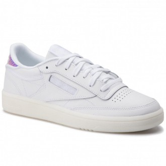 Reebok Chaussures Club C 85 CN7753 White/True Grey