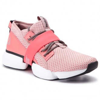 Reebok Chaussures Split Flex DV3960 Rose/Red/White/Black