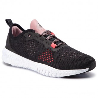 Reebok Chaussures Flexagon DV4160 Black/Red/Rose/White
