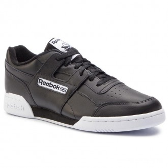 Reebok Chaussures Workout Plus Mu DV4314 Black/White