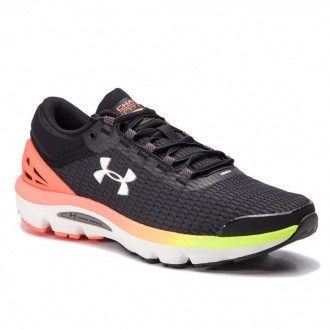 Under Armour Chaussures Ua Charged Intake 3 3021229-001 Blk