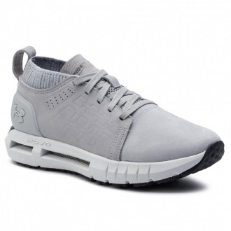 Under Armour Chaussures Ua Hovr Lace Up Md Prm 3020881-103 Gry
