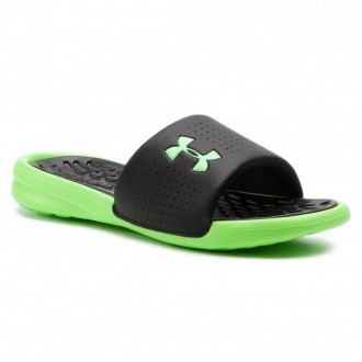 Under Armour Mules / sandales de bain Ua M Playmaker Fix Sl 3000061-004 Blk