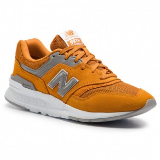 [Vente] New Balance Sneakers CM997HCF Orange