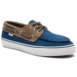 [Vente] Vans Tennis Chauffeur Sf VN0A3MUBVLN1 Sailor Blue/Breen