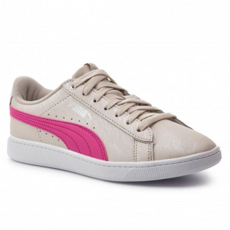 Puma Sneakers Vikky V2 Summer Pack 369113 01 Silver Gray/F Purple/Silver