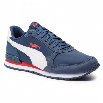 Puma Sneakers St Runner V2 Nl 365278 03 Sargasso Sea/White/Sea