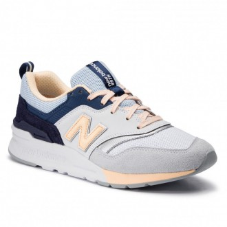 Black Friday 2020 | New Balance Sneakers CW997HBB Gris Multicolore